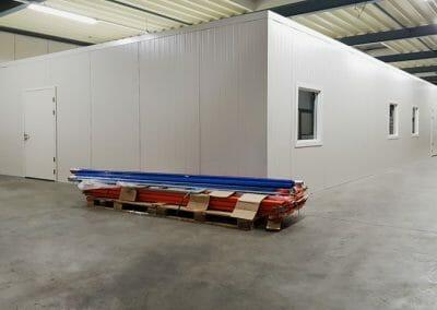 Siveele Breda Cleanroom HACCP unit