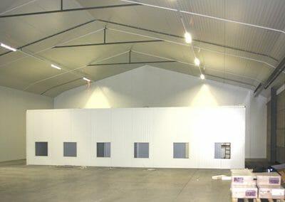 Pit&pit Hoogstraten België Cleanroom HACCP ruimte