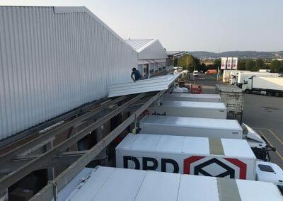 DPD post Koblenz Afdak
