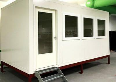 Industriële bakkerij Multifunctionele kantoorruimte Amsterdam