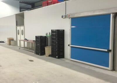 Soepfabriek Eindhoven HACCP ruimte