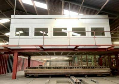 Nelissen Steenfabrieken Lanaken Multifunctionele kantoorunit