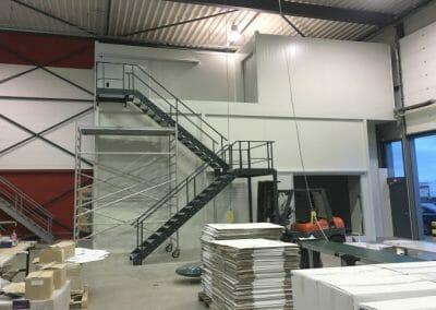 Project Lelystad HACCP ruimte