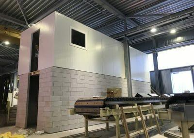 Xella Kalkzandsteenfabriek Koningsbosch Unit op verhoging