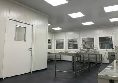 Labo Mechanische Bewerking B.V Cleanroom Geldrop